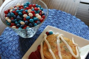 Independence Day Pancakes