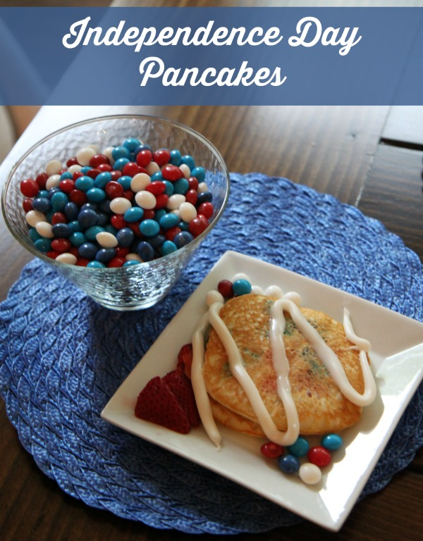 America Mix Pancakes