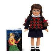 American Girl Mini Doll with Book