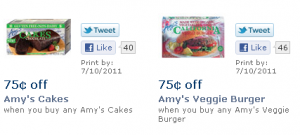 Amys Printable Coupon 300x135 Amys Organic Printable Coupons (Rare!)