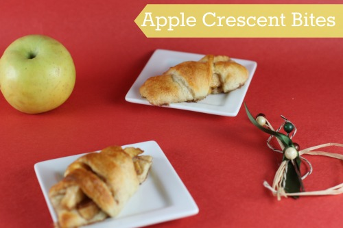 Apple Crescent Bites