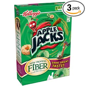 Apple Jacks (3 pk)  – as low as $1.54/box Shipped!