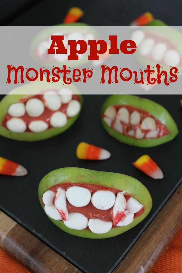 Apple Monster Mouths Apple Monster Mouths