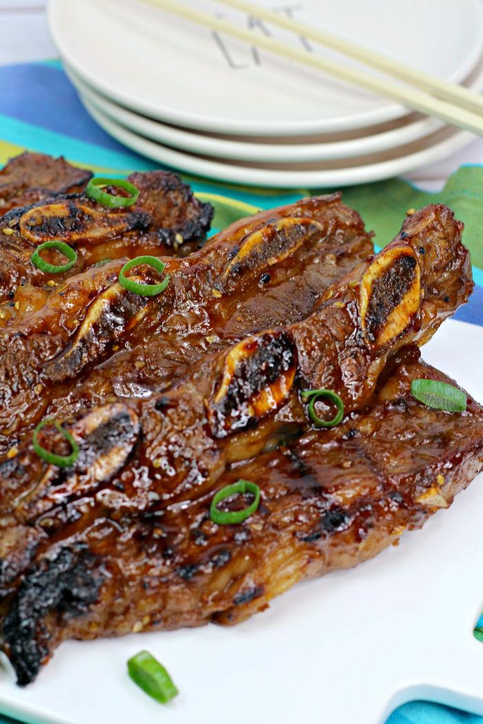 Asian Hawaiian BBQ Short Ribs - BargainBriana