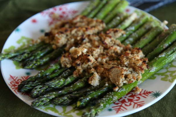 Asparagus Gratin Recipe for Italian Themed Dinner Night