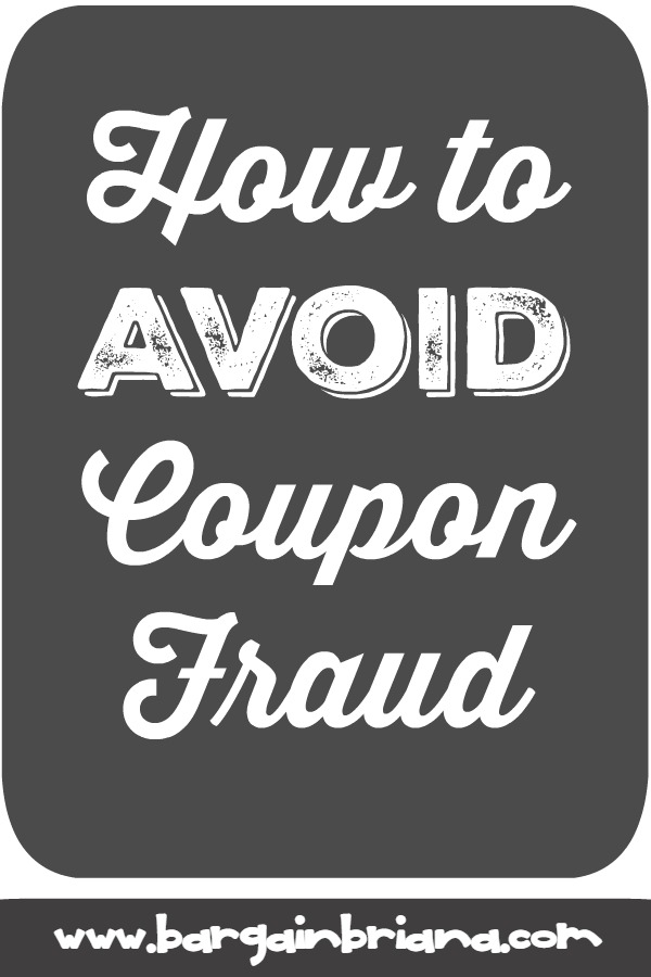 Avoiding Coupon Fraud - Learn to Coupon 101