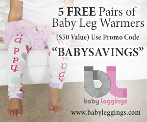 Baby Leggings Banners