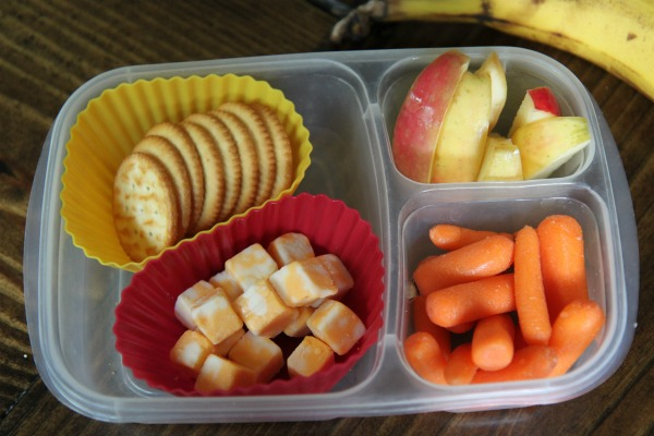 Back to School Lunch Easy
