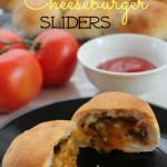 Bacon Cheeseburger Sliders