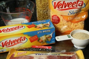 Bacon Macaroni & Cheese Recipe