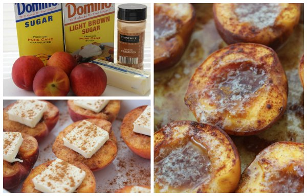 Baked Peaches Recipe Easy