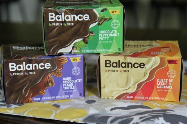 Balance Bars Snacking