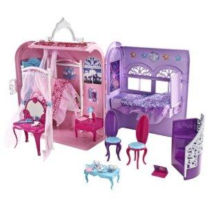 Barbie The Princess and The Popstar Princess Playset