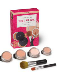 bareMinerals Try Believe Love 6 pc. Kit $20 ($76 ARV) - BargainBriana