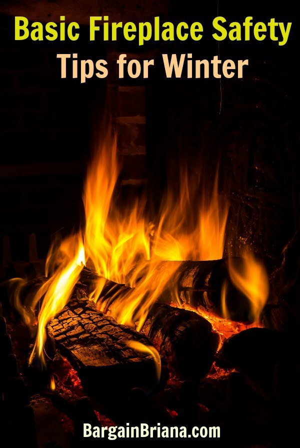 Basic Fireplace Safety Tips for Winter