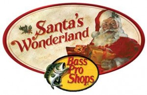 Bass Pro Shops Winter Wonderland 300x195 Bass Pro Shops Santas Wonderland: Free Photo, Crafts, and Games!