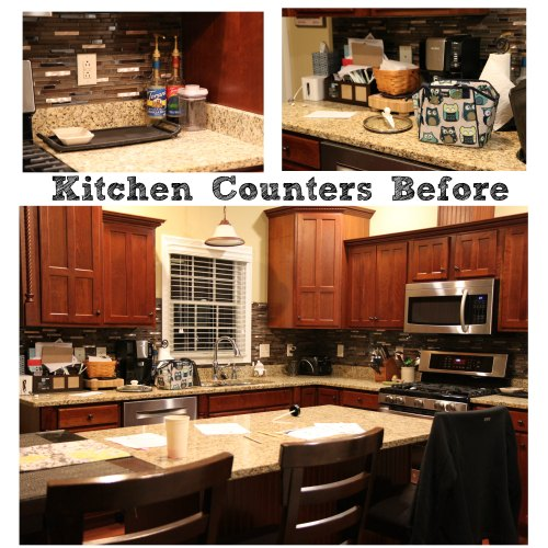 Before Kitchen Counters