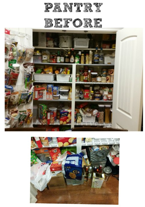 Before Pantry Pictures