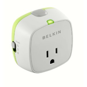 Conserve Energy and Save Money with Belkin Conserve Power Switches