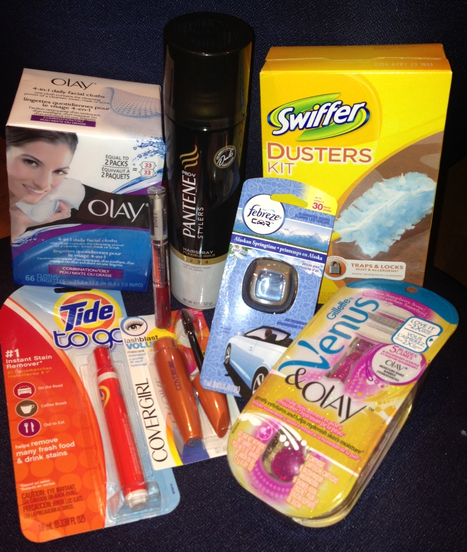 Best of P&G Giveaway Image