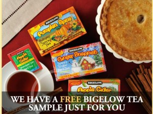 Bigelow Tea 300x224 Free Sample Bigelow Tea