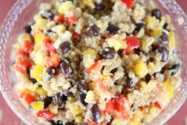 Black bean quinoa salad forumfinder Images