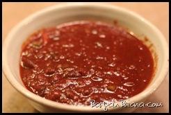 Black Bean Vegetarian Chili