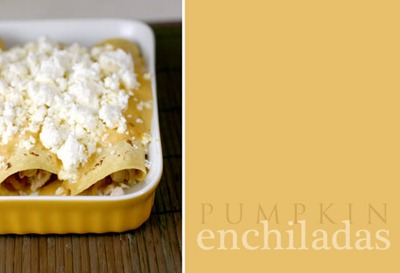 BlogPumpkinEnchilada6copy 50 Pumpkin Recipes to Try