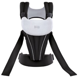 Britax Amazon Deals: Britax Baby Carrier (Black) $79.99