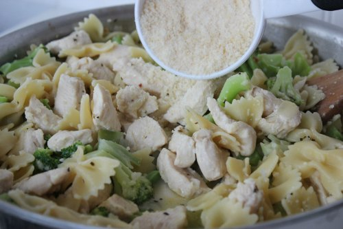 Broccoli Chicken Pasta