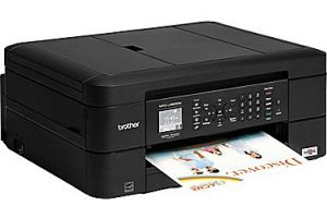 Brother MFC-J480DW Color Inkjet All-in-One Printer – 44% Off