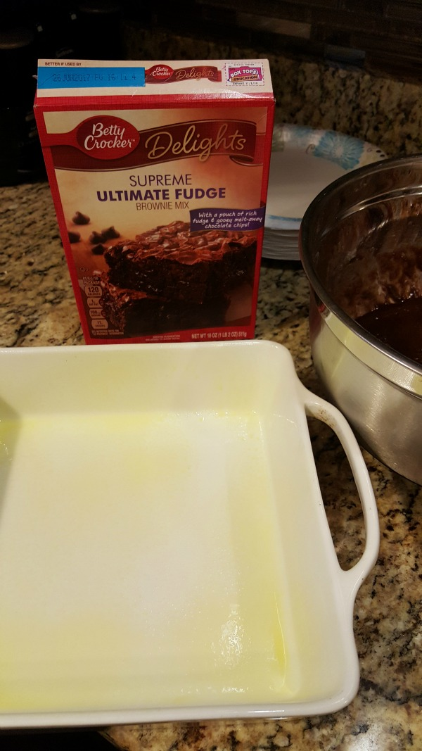 Brownie Supreme Brownie Mix