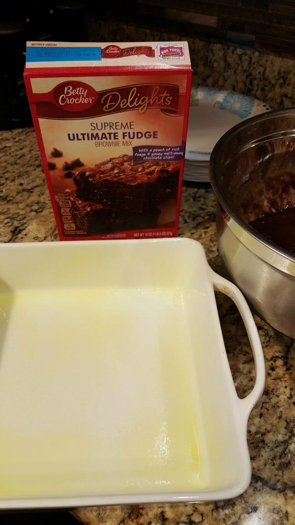 Brownie Supreme Brownie Mix
