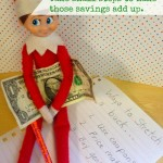 Buck Stretching Elf via Bargainbriana