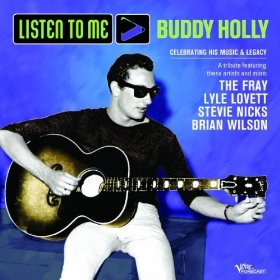 "Amazon: Buddy Holly's Album ""Listen to Me"" $3.99 MP3 Download"