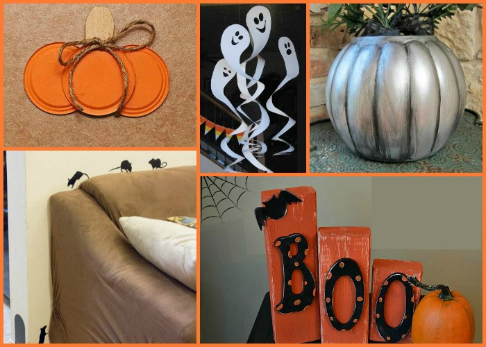 Budget DIY Decorations For Less than 5