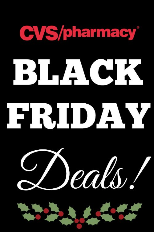 CVS Black Friday Deals