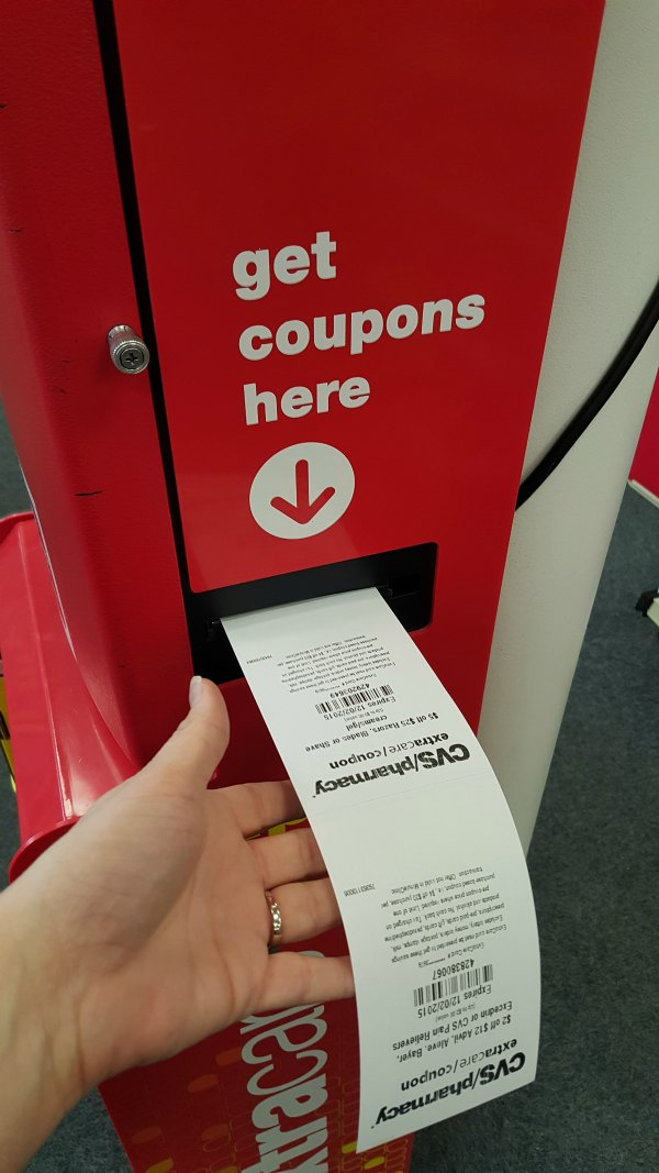 CVS ExtraBuck Coupon Center