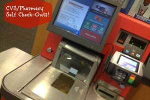 CVS/Pharmacy Has Self Checkout Lanes?