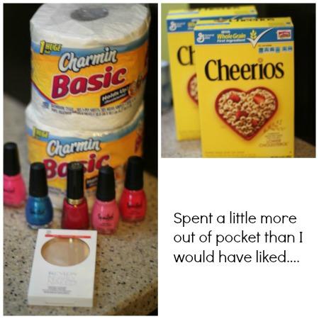 CVS Shopping Trip Scenario