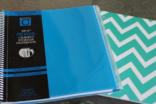 Carolina Pad Notebooks for back to school