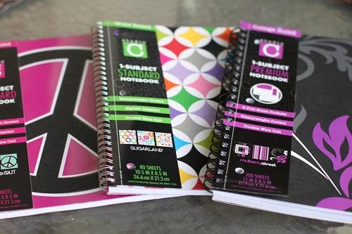Carolina Pad Notebooks