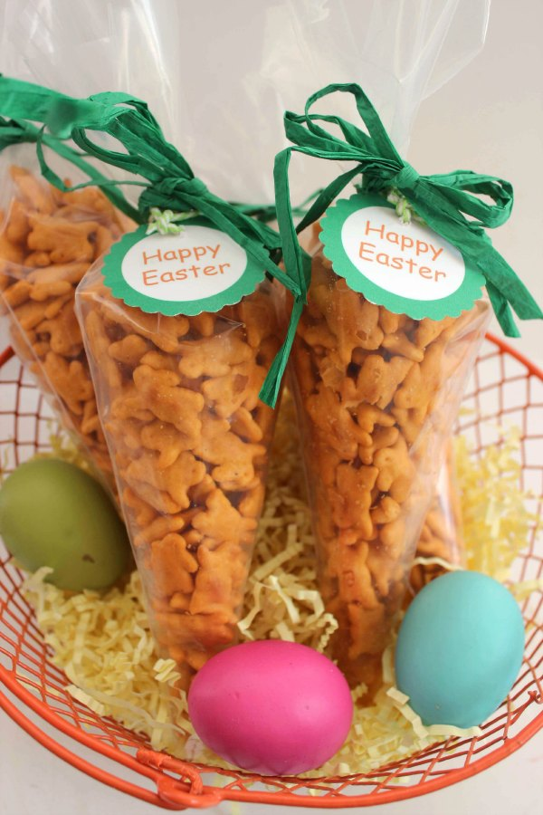 Carrot Treat Bags DIY