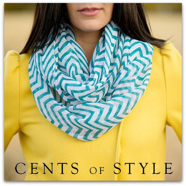 Chevron Scarf Deal