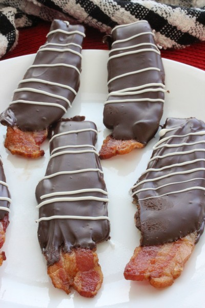 Chocolate Bacon Recipe
