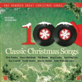 Amazon: 100 Classic Christmas Songs $5