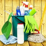 Cleaning Supplies Organization