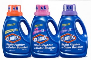 Clorox 2 300x197 $2 off Clorox 2 Product Printable Coupon