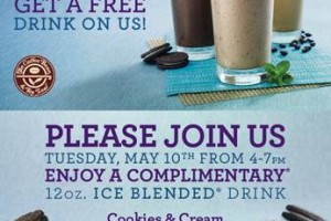 The Coffee Bean & Tea Leaf: Summer Open House May 10th, 4-7 PM