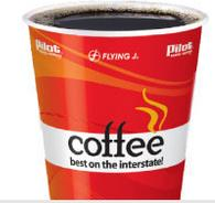 Free Hot Beverage Printable Coupon | Pilot Travel Centers